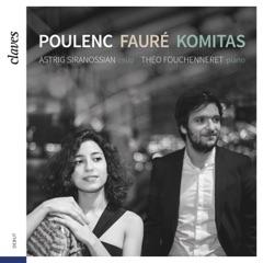 Poulenc, Fauré & Komitas: Music for Cello & Piano