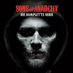 Sons of Anarchy, Die komplette Serie
