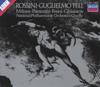 Rossini: Gugliemo Tell (4 CDs) - Luciano Pavarotti, Mirella Freni, National Philharmonic Orchestra, Nicolai Ghiaurov, Riccardo Chailly & Sherrill Milnes