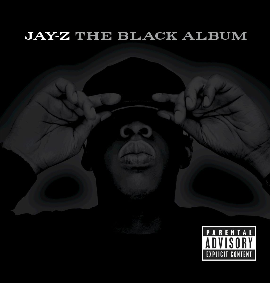The Black Album JAY-Z CD cover