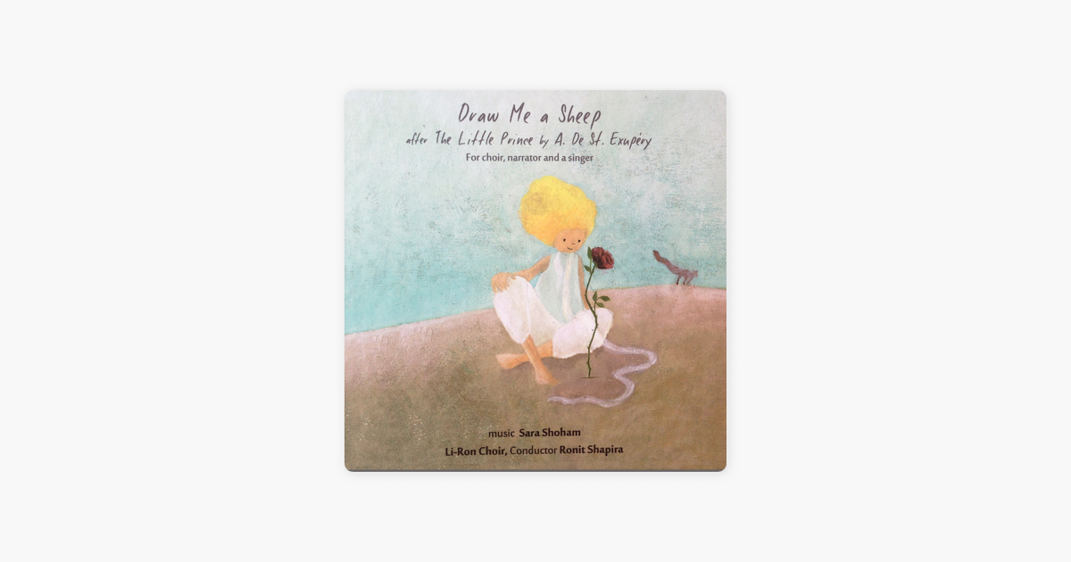 Draw Me A Sheep After The Little Prince By A De St Exupery By Li