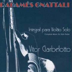 Radamés Gnattali - Integral para Violão Solo