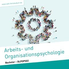 Arbeits- und Organisationspsychologie (Bachelor)