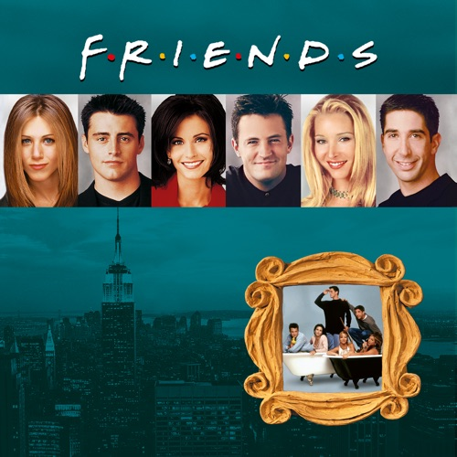 Friends, Season 3 image