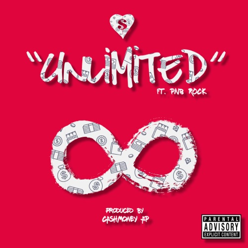 CA$HPASSION - Unlimited (feat. Pnb Rock) - Single