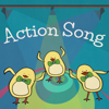 Action Song (Instrumental) - The Singing Walrus