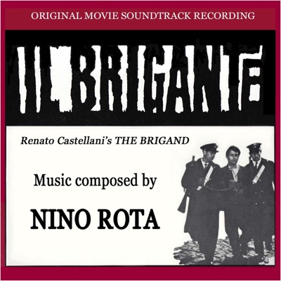 Il Brigante (Original Motion Picture Soundtrack) - Nino Rota