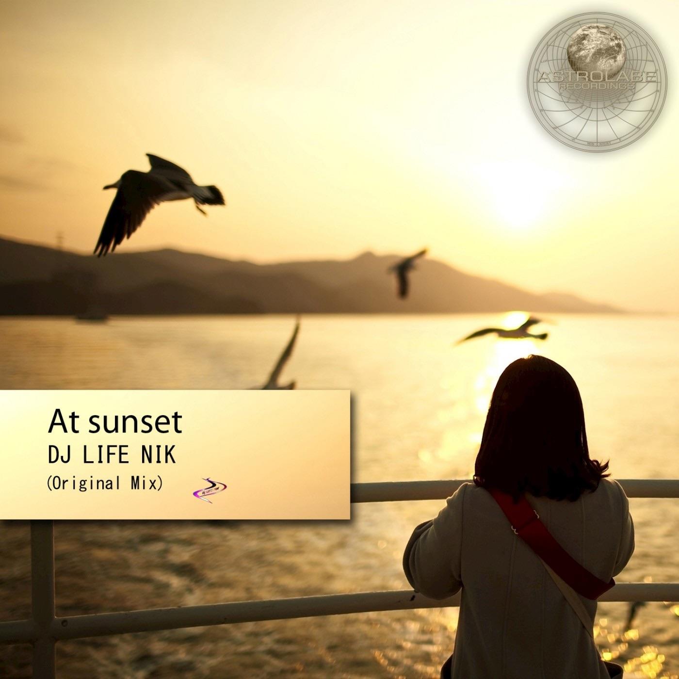 At Sunset - Single