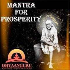 Mantra for Prosperity: Dhyaanguru Your Guide to Spiritual Healing