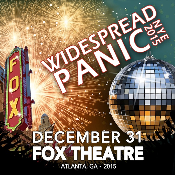 Widespread Panic - 2015/12/31 Live in Atlanta, GA