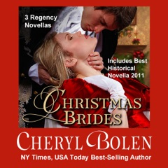 Christmas Brides: Three Regency Novellas (Unabridged)