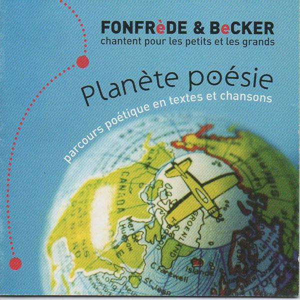 Planète Poésie De Claude Fonfrede Dominique Becker
