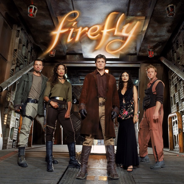 Firefly, The Complete Series On ITunes