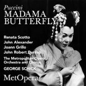 Puccini: Madama Butterfly (Recorded Live at The Met - January 1, 1966) [Live]