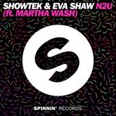 N2U (feat. Martha Walsh) [Eva's 90's Mix] - Single