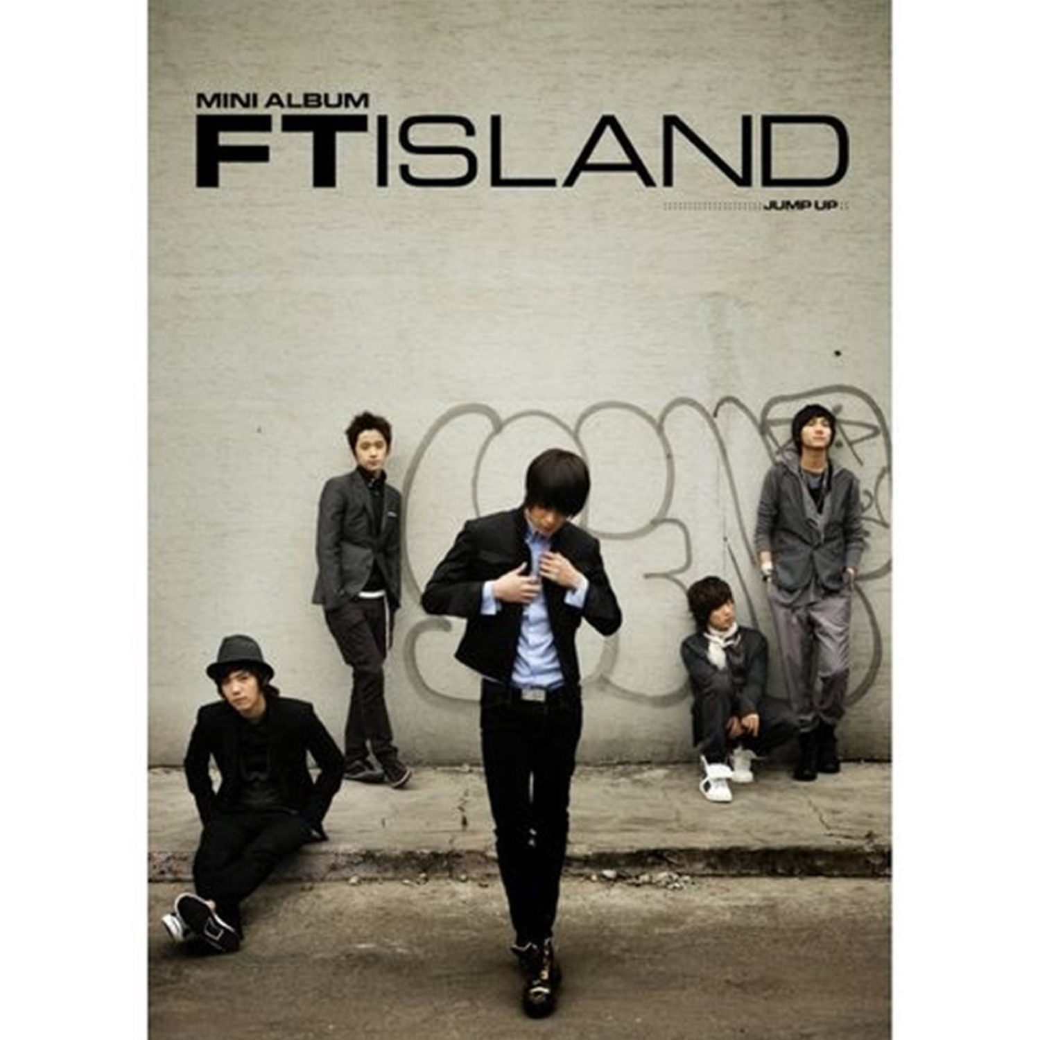 FTISLAND – Jump Up – EP (ITUNES MATCH AAC M4A)