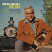 Lorne Greene - Sixteen Tons