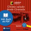 MarГo MartГn GijГіn - Гљltimo saludo desde Granada: Compact Lernkrimis - Spanisch B1 Grafik