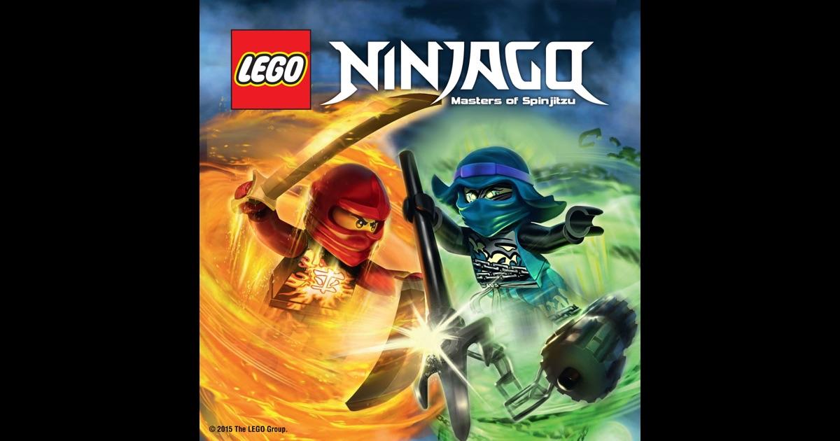 Lego ninjago saison 4 vf sur itunes - Lego ninjago nouvelle saison ...