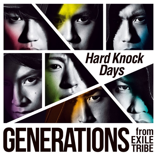 GENERATIONS from EXILE TRIBE – Hard Knock Days – EP [iTunes Plus M4A] | iplusall.4fullz.com