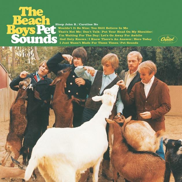 Resultado de imagen de Pet sounds beach boys