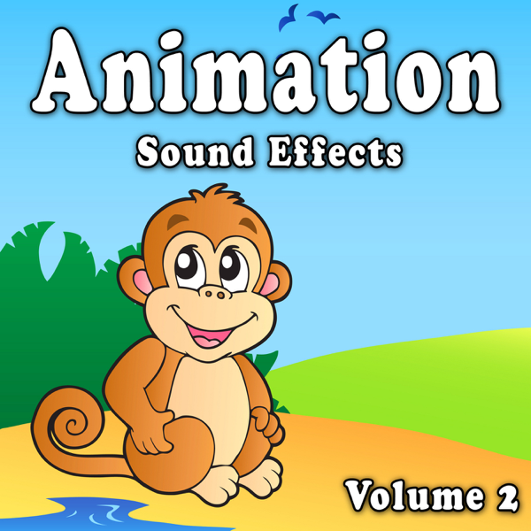 the hollywood edge sound effects libraryの animation sound effects