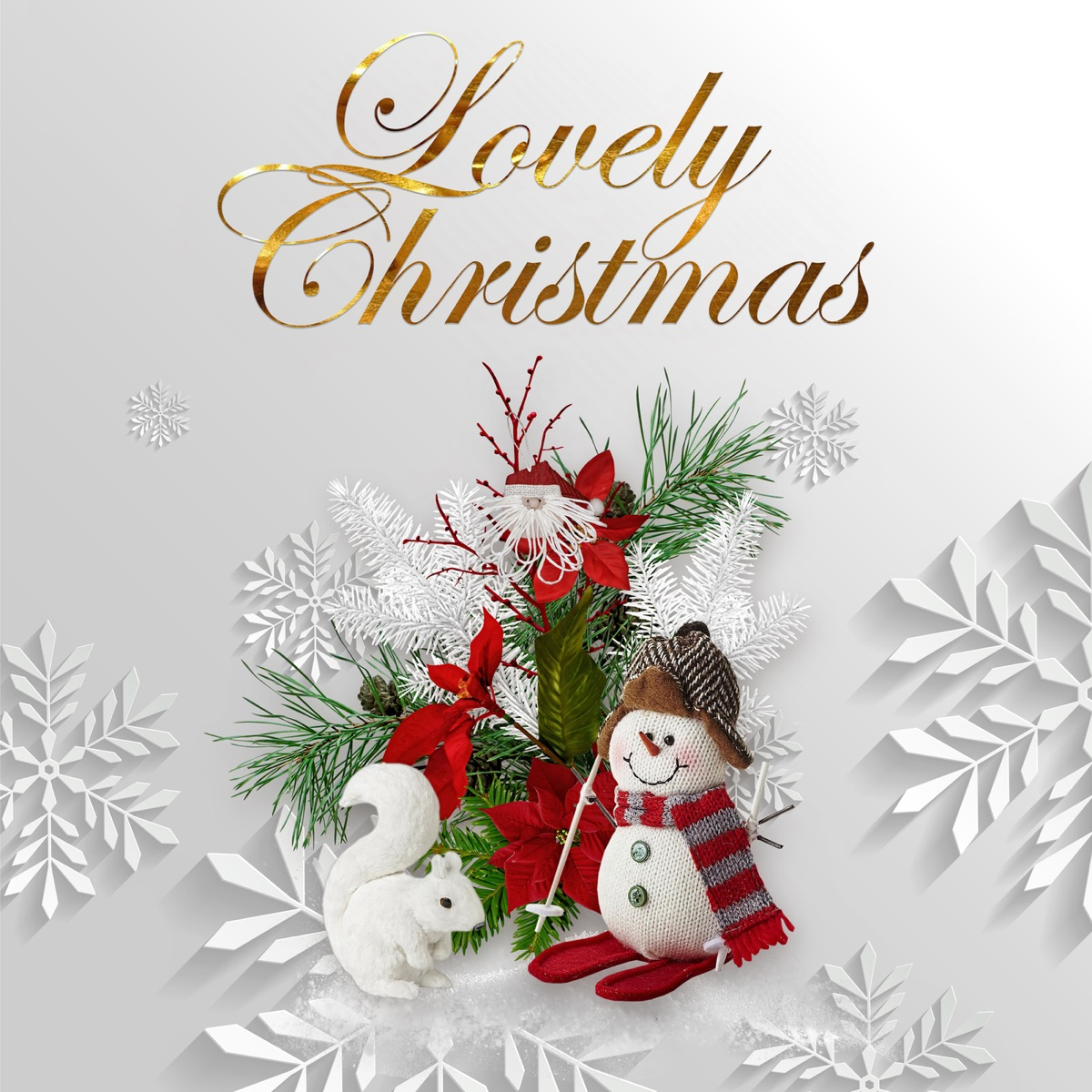 Lovely christmas the sweet sounds of christmas christmas healing carols building christmas eve atmosphere happy family dinner time merry christmas m4hsunfo