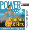 Power Walk - Modern Rock Hits (Workout Remixes), Power Music Workout