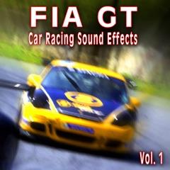 Fia Gt Car Racing Sound Effects, Vol .1