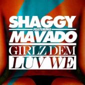 Girlz Dem Luv We (feat. Mavado) - Single