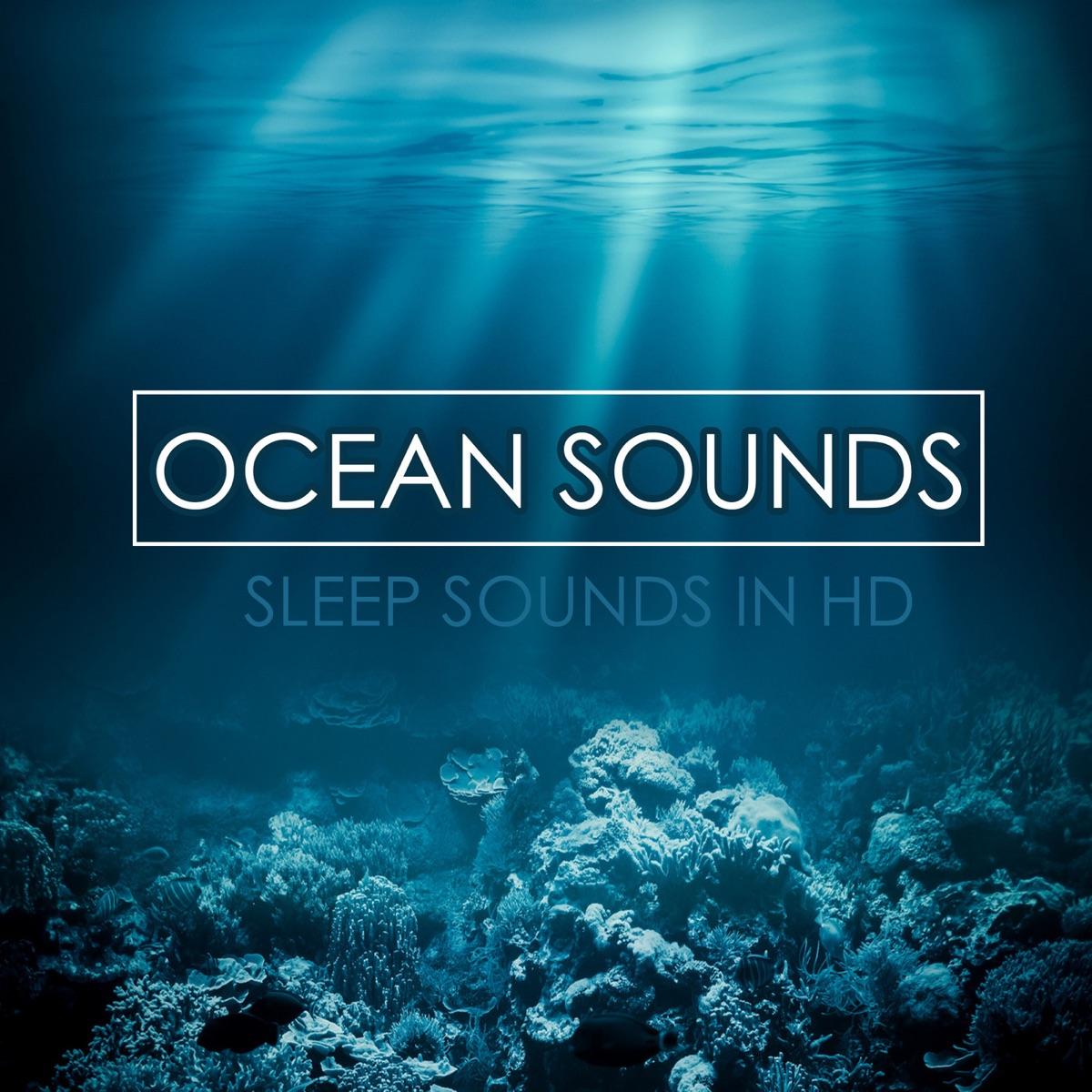 Ocean Sounds Album Cover by Deep Sleep & Nature Sounds
