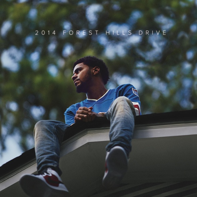 Image result for forest hills drive j cole album cover