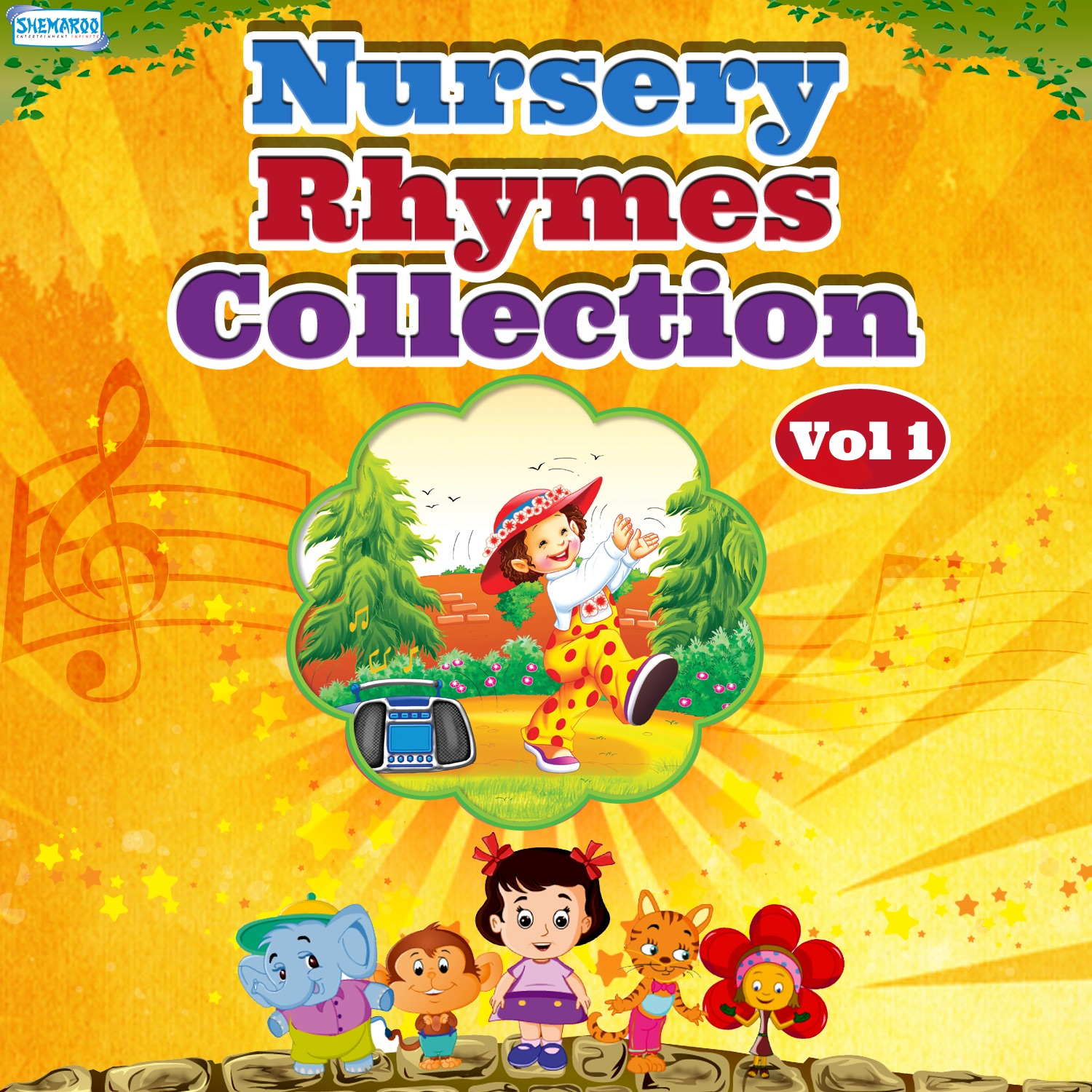 Nursery Rhymes Collection, Vol. 1