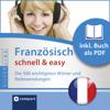 Gesa Füßle - Französisch schnell & easy - Fokus Wortschatz und Redewendungen: Compact SilverLine Grafik