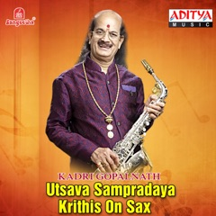 Utsava Sampradaya Krithis on Sax