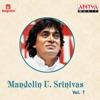 Mandolin U Srinivas Vol 1