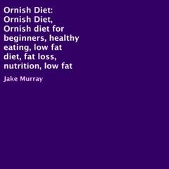 Ornish Diet (Unabridged)