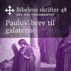 KABB - Paulus' brev til galaterne (Bibel2011 - Bibelens skrifter 48 - Det Nye Testamentet) artwork