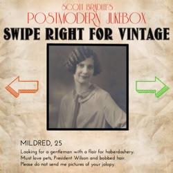 View album Scott Bradlee's Postmodern Jukebox - Swipe Right For Vintage