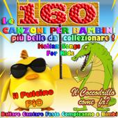 Le 160 canzoni per bambini più belle da collezionare: Il pulcino Pio, Il coccodrillo come fa? Cantare,Ballare,Feste,Compleanno e Bimbi