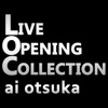 LIVE OPENING COLLECTION ジャケット写真