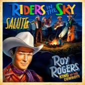 Riders In The Sky - Skyball Paint