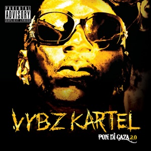 Vybz Kartel - Can't Get Over Me