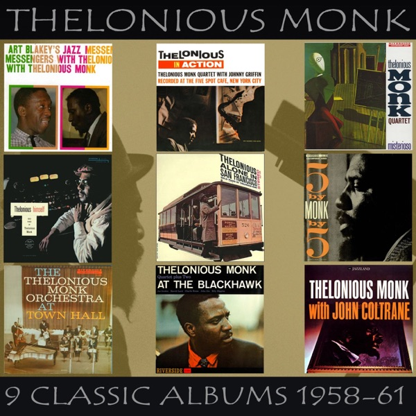 Thelonious Monk - Blue Monk Live
