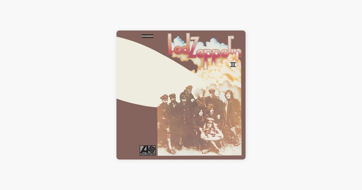 Led Zeppelin II (Remastered) by Led Zeppelin