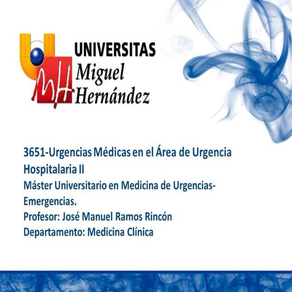 Urgencias Médicas en el Área de Urgencia Hospitalaria II (umh3651)