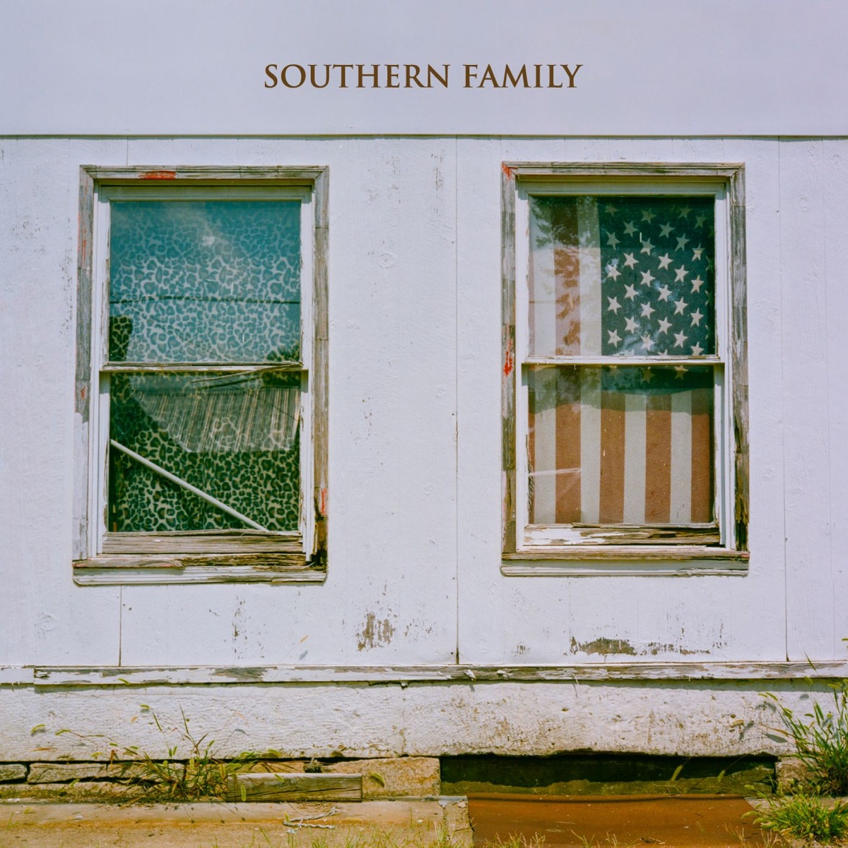 Southern Family Various Artists CD cover