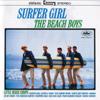 The Beach Boys - Surfer Girl artwork