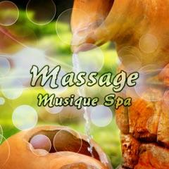 Massage Musique Spa - Fond la Musique de Méditation Zen, Détendez-Vous, la Sérénité, l'Harmonie, le Bien-Être, Anti-Stress et Relaxation des Cours de Yoga, Sons de la Nature Thérapie
