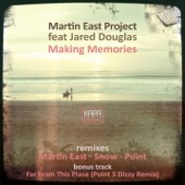 Martin East Project feat Jared Douglas - Making Memories